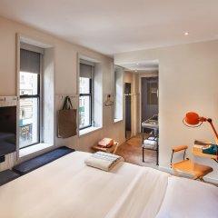 Отель Moxy NYC Times Square США, Нью-Йорк - отзывы, цены и фото номеров - забронировать отель Moxy NYC Times Square онлайн комната для гостей
