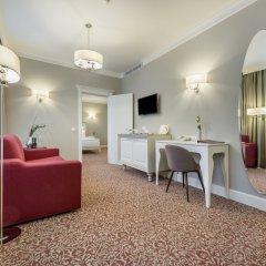 Отель Ratonda Centrum Hotel Литва, Вильнюс - 6 отзывов об отеле, цены и фото номеров - забронировать отель Ratonda Centrum Hotel онлайн комната для гостей фото 5