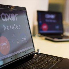 Отель Axor Feria удобства в номере