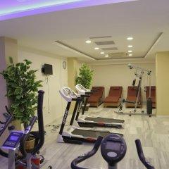 Buyuk Velic Hotel Турция, Газиантеп - отзывы, цены и фото номеров - забронировать отель Buyuk Velic Hotel онлайн спортивное сооружение