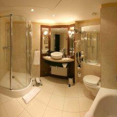 Отель Aquincum ванная
