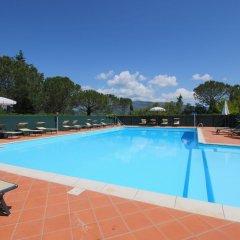 Отель Elegant Farmhouse in Campriano With Swimming Pool Ареццо фото 22