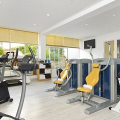 Melia Cala Dor Boutique Hotel фитнесс-зал фото 2