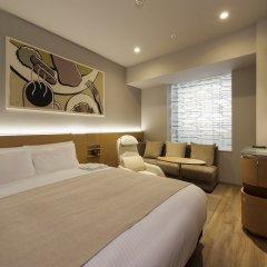 Отель remm Tokyo Kyobashi комната для гостей фото 3