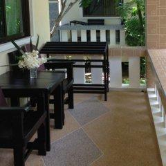 Отель Naya Bungalow балкон