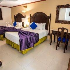 Отель Las Golondrinas Плая-дель-Кармен удобства в номере