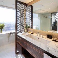 Отель Oakwood Premier Coex Center Южная Корея, Сеул - отзывы, цены и фото номеров - забронировать отель Oakwood Premier Coex Center онлайн ванная фото 2