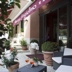 Отель Albergo Angiolino Кьянчиано Терме помещение для мероприятий