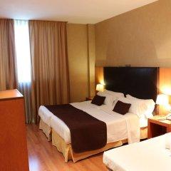 Отель HLG CityPark Sant Just Испания, Сан-Жуст-Десверн - отзывы, цены и фото номеров - забронировать отель HLG CityPark Sant Just онлайн комната для гостей фото 2