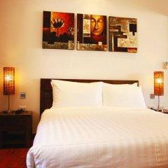 Отель The Residence Resort & Spa Retreat комната для гостей фото 4