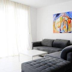Отель Bougainville Bay Serviced Apartments Албания, Саранда - отзывы, цены и фото номеров - забронировать отель Bougainville Bay Serviced Apartments онлайн комната для гостей фото 4