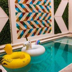 Отель Fch Hotel Providencia- Adults Only Мексика, Гвадалахара - отзывы, цены и фото номеров - забронировать отель Fch Hotel Providencia- Adults Only онлайн бассейн фото 2