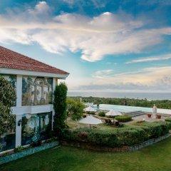 Отель The Peacock Garden Филиппины, Дауис - отзывы, цены и фото номеров - забронировать отель The Peacock Garden онлайн приотельная территория