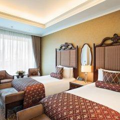Лотте Отель Москва комната для гостей фото 9