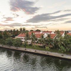 Отель Anantara Hoi An Resort пляж фото 2