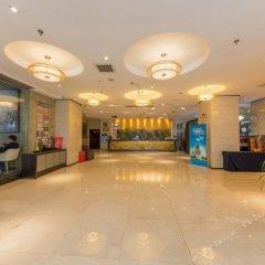 Отель Golden Four Seasons Hotel Китай, Сямынь - отзывы, цены и фото номеров - забронировать отель Golden Four Seasons Hotel онлайн интерьер отеля фото 3
