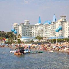 Buyuk Anadolu Didim Resort Турция, Алтинкум - 1 отзыв об отеле, цены и фото номеров - забронировать отель Buyuk Anadolu Didim Resort онлайн пляж