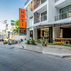 Отель Moxi Boutique Патонг