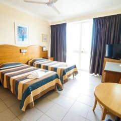 Отель Coral Hotel Мальта, Сан-Пауль-иль-Бахар - 2 отзыва об отеле, цены и фото номеров - забронировать отель Coral Hotel онлайн комната для гостей фото 2