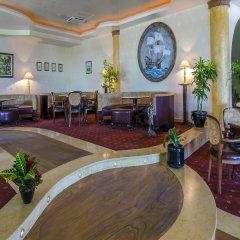 Отель Admiral Болгария, Золотые пески - отзывы, цены и фото номеров - забронировать отель Admiral онлайн интерьер отеля