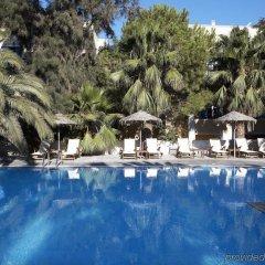 Отель Atlantis Beach Villa Греция, Остров Санторини - отзывы, цены и фото номеров - забронировать отель Atlantis Beach Villa онлайн бассейн фото 3