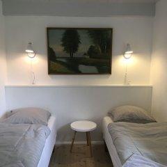 Отель Hørhavegården Дания, Орхус - отзывы, цены и фото номеров - забронировать отель Hørhavegården онлайн комната для гостей фото 4