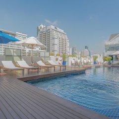 Отель Dream Bangkok Таиланд, Бангкок - 2 отзыва об отеле, цены и фото номеров - забронировать отель Dream Bangkok онлайн бассейн фото 3