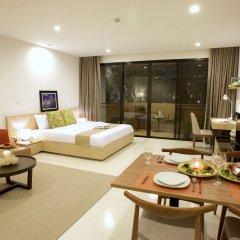 Отель The Silver Palm Rama 9 - Bangkok комната для гостей фото 2