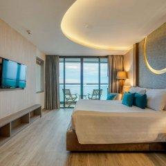 Отель Cape Dara Resort Таиланд, Паттайя - 3 отзыва об отеле, цены и фото номеров - забронировать отель Cape Dara Resort онлайн комната для гостей фото 2