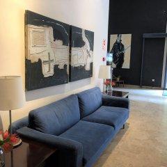 Отель Apartamentos Plaza Picasso Испания, Валенсия - 2 отзыва об отеле, цены и фото номеров - забронировать отель Apartamentos Plaza Picasso онлайн интерьер отеля фото 3