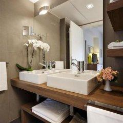 Отель Terme Bristol Buja Италия, Абано-Терме - 2 отзыва об отеле, цены и фото номеров - забронировать отель Terme Bristol Buja онлайн ванная