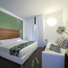 Q Hotel Римини комната для гостей фото 7