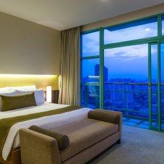 Отель Chatrium Riverside Bangkok 5* Стандартный номер фото 2