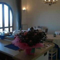 Отель Villa dei Fantasmi Рокка-ди-Папа помещение для мероприятий фото 2