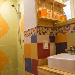 Отель Entre Barrios Hospederia Мехико ванная фото 2