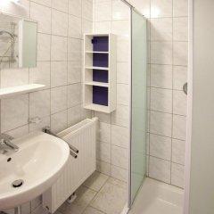 Отель Landhaus Gudrun ванная