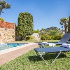Отель Villa Mas Guelo Испания, Бланес - отзывы, цены и фото номеров - забронировать отель Villa Mas Guelo онлайн бассейн фото 2