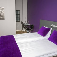 Отель Connect Hotel City Швеция, Стокгольм - 2 отзыва об отеле, цены и фото номеров - забронировать отель Connect Hotel City онлайн комната для гостей фото 3
