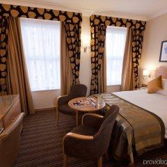 Отель The Rembrandt Великобритания, Лондон - отзывы, цены и фото номеров - забронировать отель The Rembrandt онлайн комната для гостей фото 3