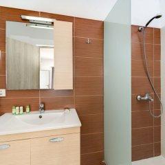 Отель Gizis Exclusive Греция, Остров Санторини - отзывы, цены и фото номеров - забронировать отель Gizis Exclusive онлайн ванная
