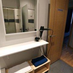 Отель Sungate One Испания, Мадрид - 1 отзыв об отеле, цены и фото номеров - забронировать отель Sungate One онлайн ванная фото 2