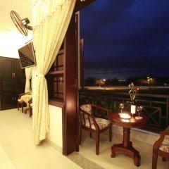Отель Rice Flower Homestay балкон