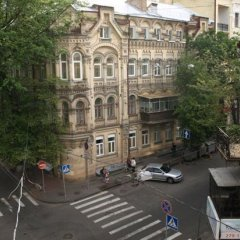 Апартаменты Central Dayflat Apartments парковка