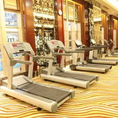 Отель Chateau Star River Guangzhou Peninsula фитнесс-зал фото 4