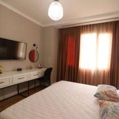 Отель Boutique Hotel Whisky Албания, Тирана - отзывы, цены и фото номеров - забронировать отель Boutique Hotel Whisky онлайн комната для гостей фото 5