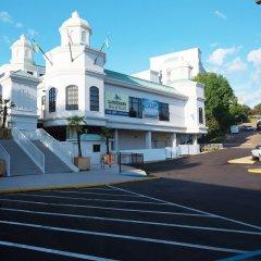 Отель Margaritaville Hotel Vicksburg США, Виксбург - отзывы, цены и фото номеров - забронировать отель Margaritaville Hotel Vicksburg онлайн парковка