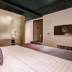 Отель Sib Kao Бангкок сейф в номере