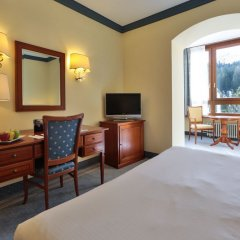 TH Madonna di Campiglio - Golf Hotel Пинцоло удобства в номере