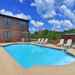 Отель Best Western Auburn/Opelika Inn США, Опелика - отзывы, цены и фото номеров - забронировать отель Best Western Auburn/Opelika Inn онлайн с домашними животными