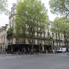 Отель Heart of Saint Germain